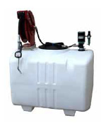 200 Gallon Polyethylene Tank