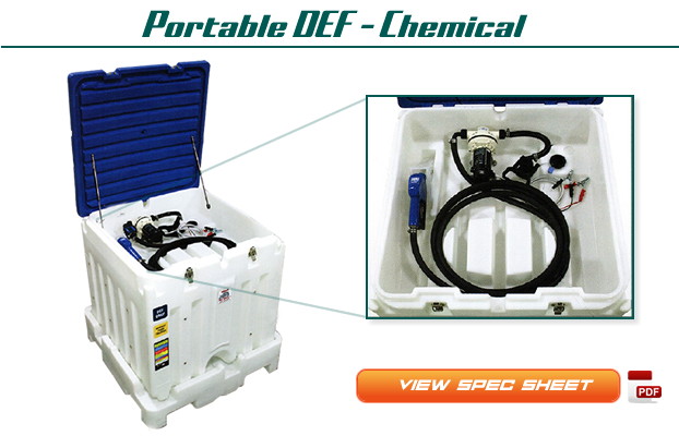 Portable DEF Chemical
